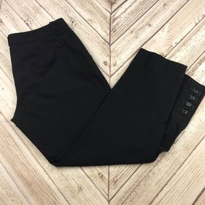 The Limited Drew Fit Cropped Capri Pants